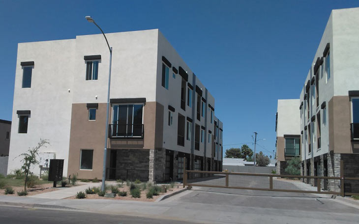 Aeries, 16 Units New Construction Built For Rent in Scottsdale, Arizona
