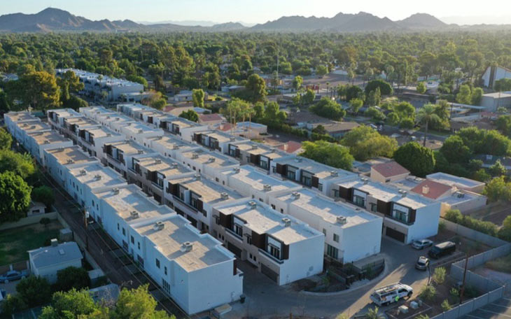 Glove on Glendale, 56 Units New Construction Built For Rent in Phoenix, Arizona